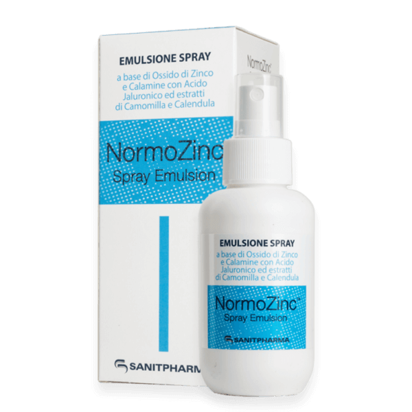 Normozinc Emulsione Spray